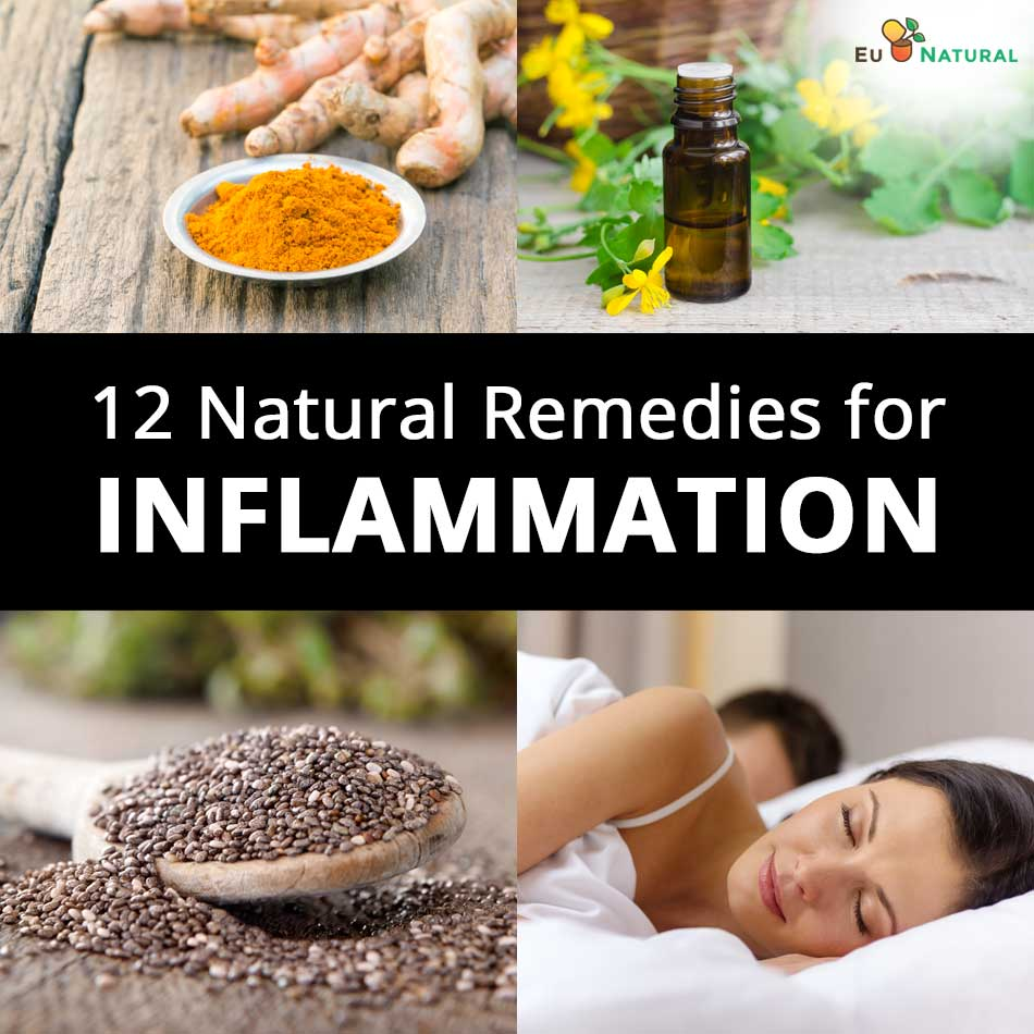 12 Natural Remedies for Inflammation