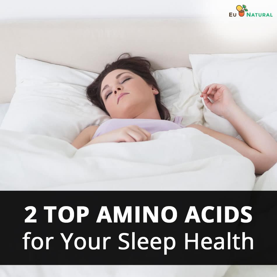 2 Top Amino Acids for Your Sleep Health