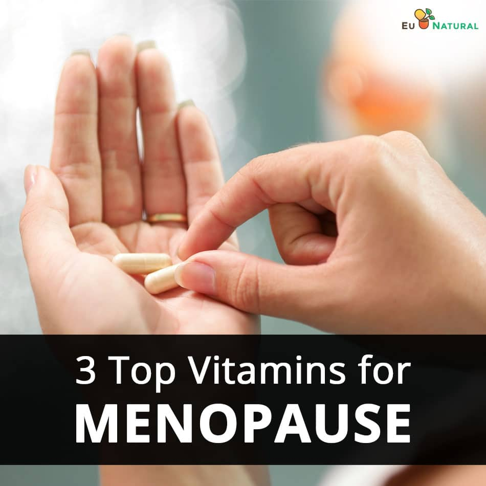 3 Top Vitamins for Menopause