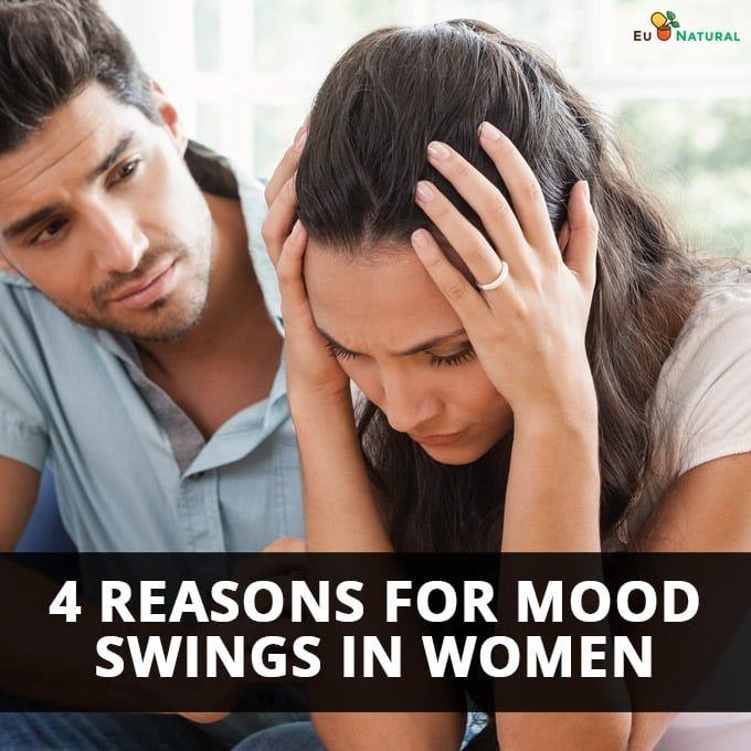 4 Reasons for Mood Swings in