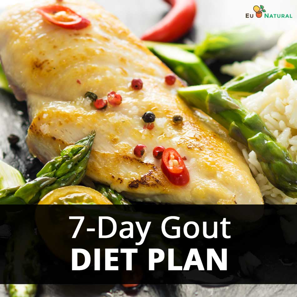 good diet plan for gout