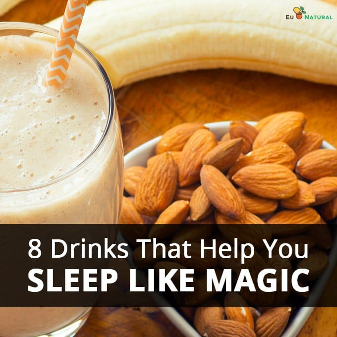 8 Drinks That Help You Sleep Like