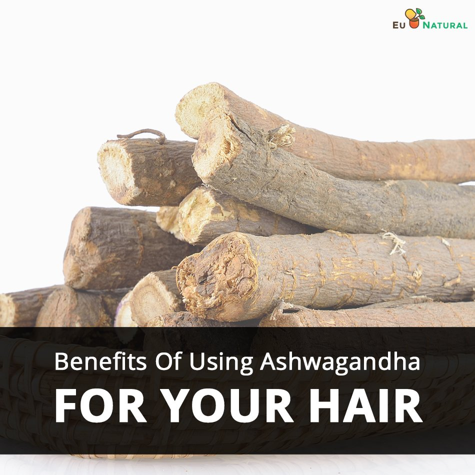 Benefits Of Using Ashwagandha for Your Hair 1