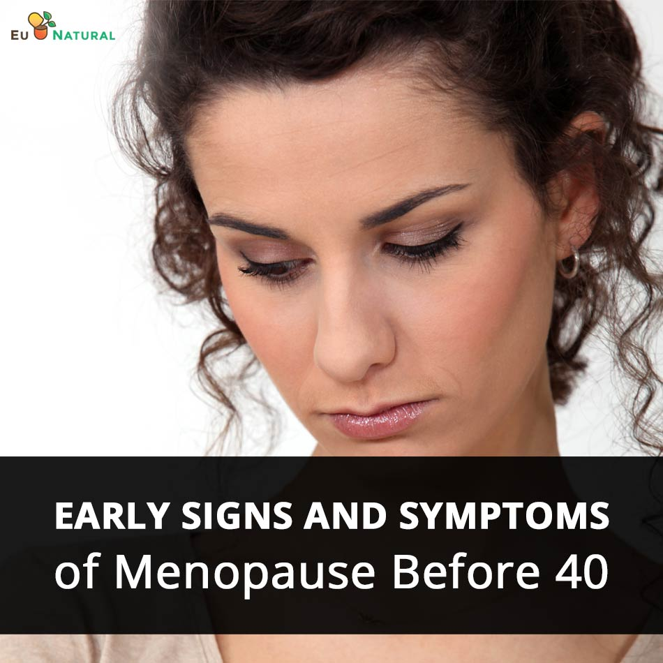 Treatment Options For Menopause Before 40