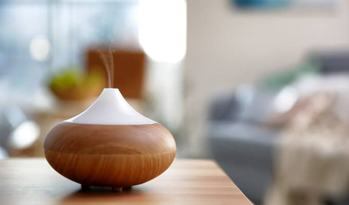Essential Oil Diffuser for Allergy Symptoms