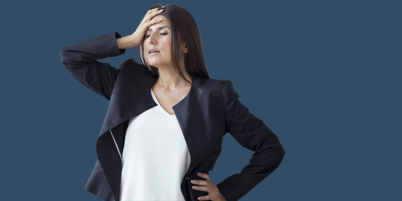 7 Tips to Quell Anxiety and Hot Flashes