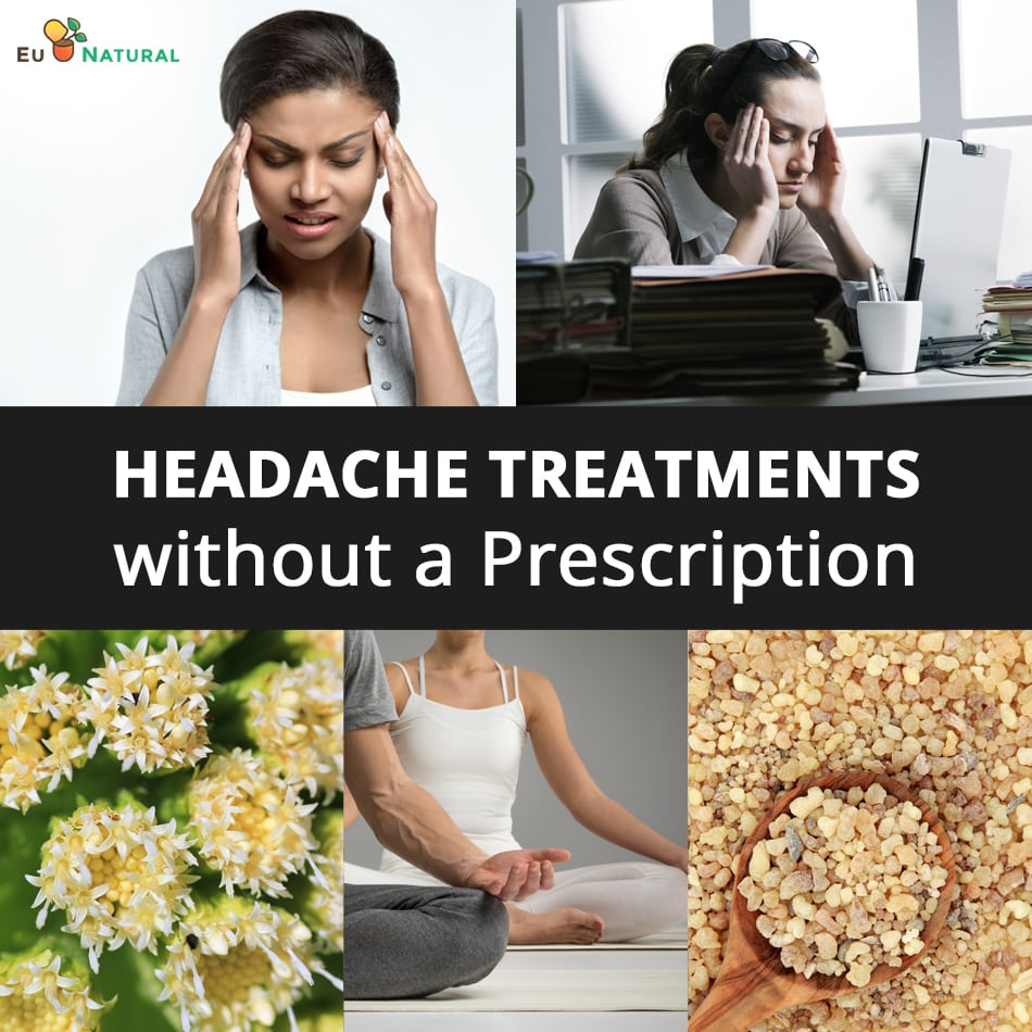 Best Headache Treatments without a Prescription