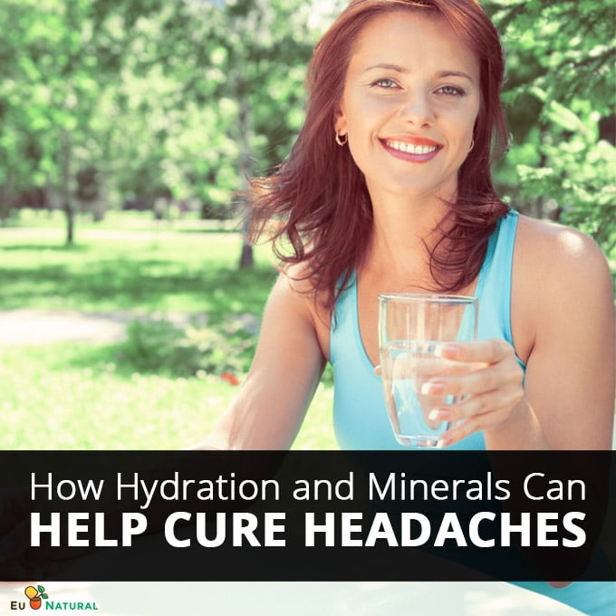How Hydration and Minerals Can Help Cure