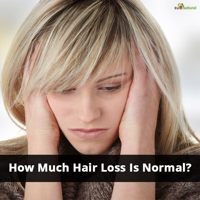 How Much Hair Loss Is Normal