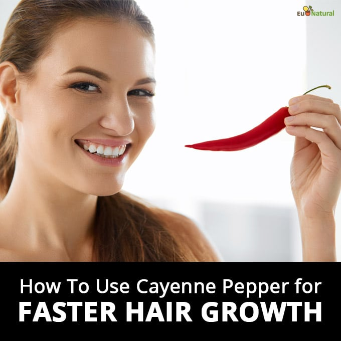 How To Use Cayenne Pepper for Faster Hair Growth
