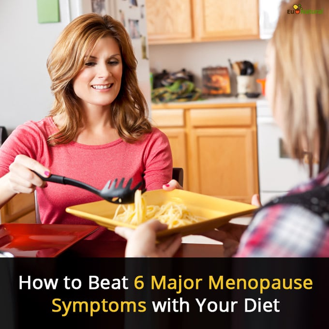 How to Beat 6 Major Menopause Symptoms with Your