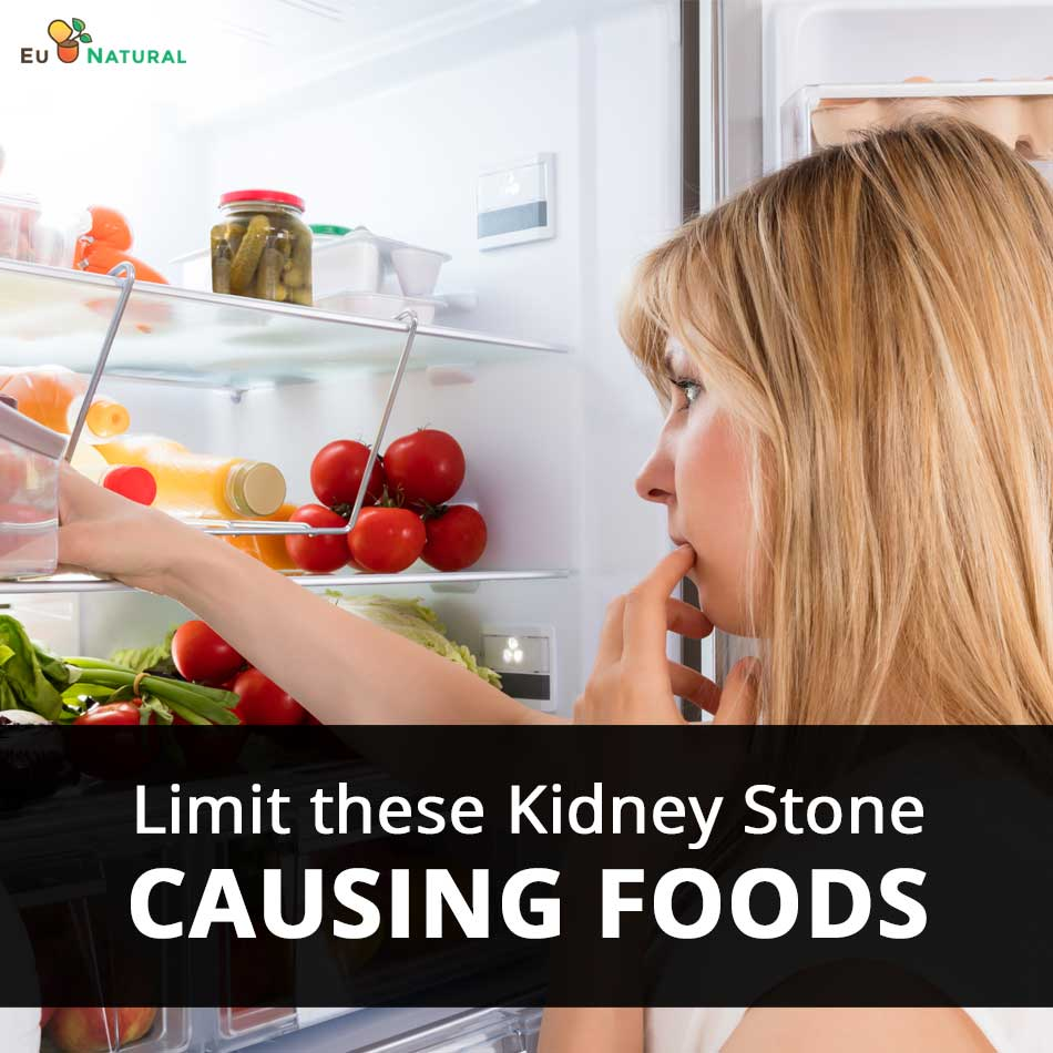 Limit these Kidney Stone Causing Foods