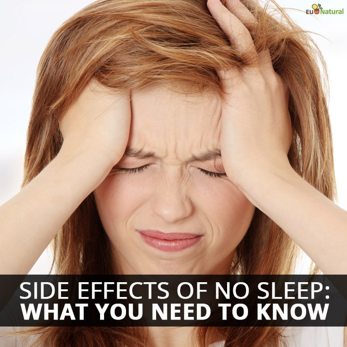 Side Effects of No Sleep What You Need To