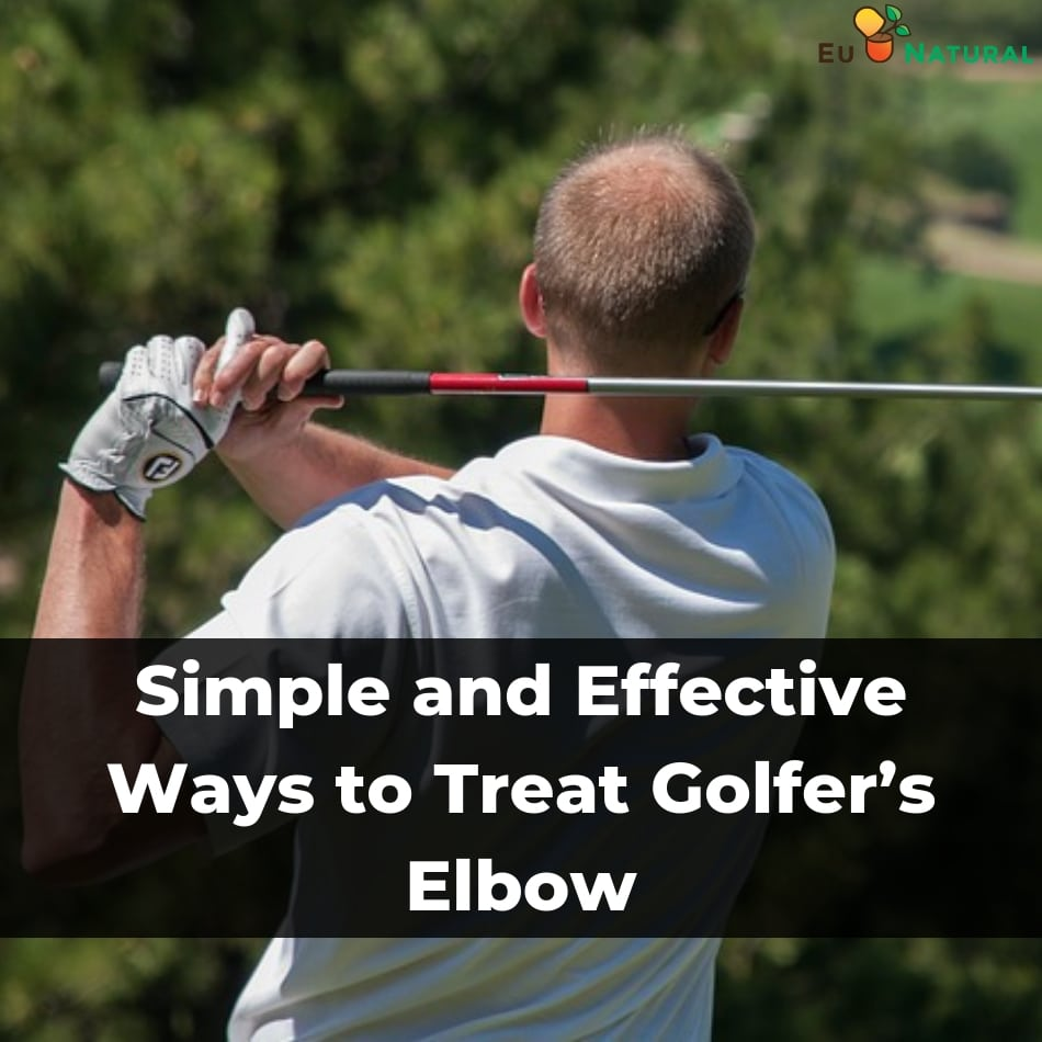 Simple and Effective Ways to Treat Golfer's Elbow