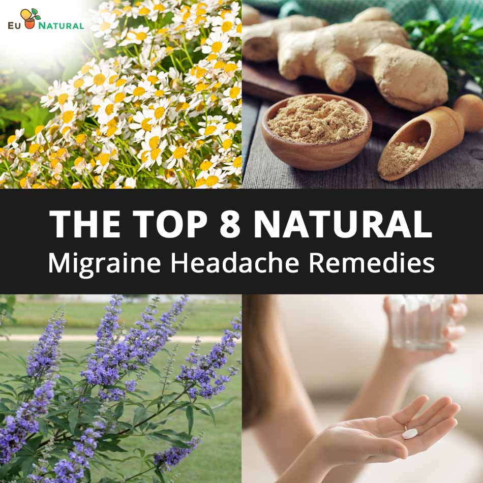The Top 8 Natural Migraine Headache Remedies