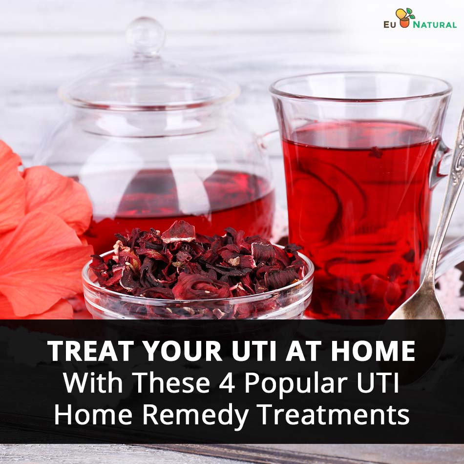 Treat Your UTI At Home With These 4 Popular UTI Home Remedy Treatments