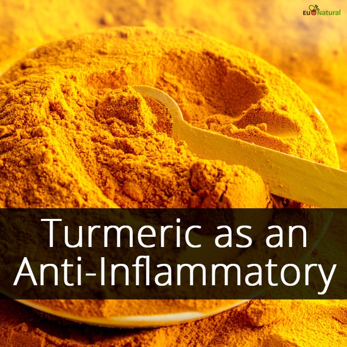Turmeric as an Anti-Inflammatory