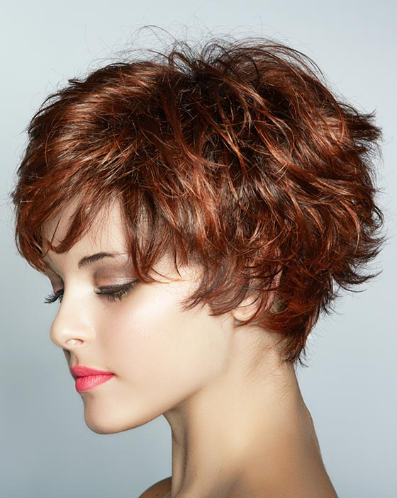 Untamed Pixie Cut