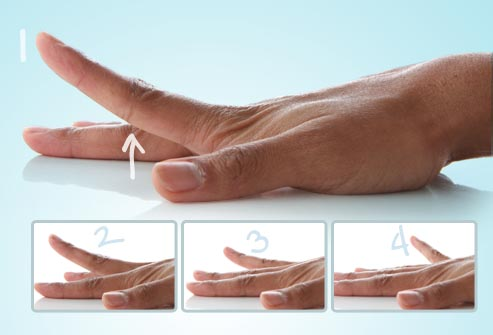 photo of finger lifts