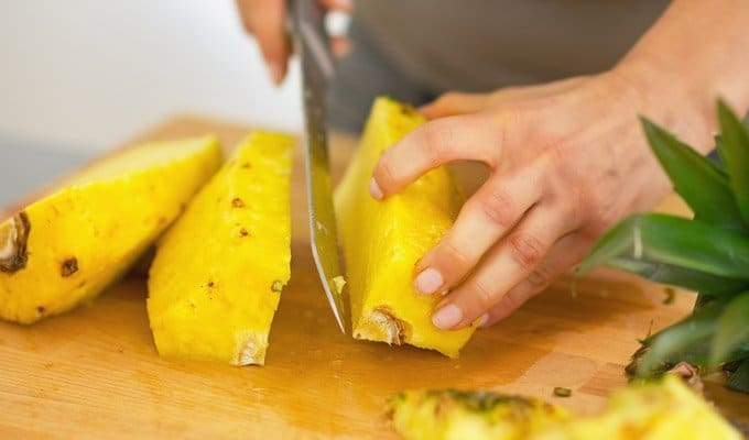 photo pineapple remedy uti urinary tract infection